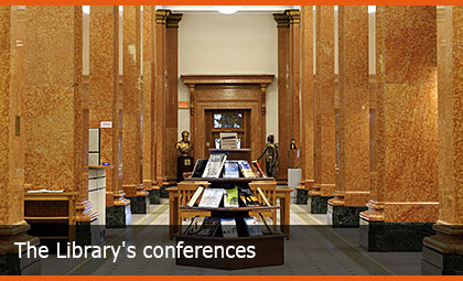 The Library's conferences