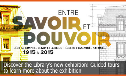 Discover the Library's new exhibition! Guided tours to learn more about the exhibition