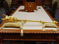 National Assembly Mace
