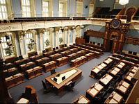 National Assembly Chamber.