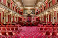 The Legislative Council Chamber
