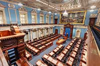 The National Assembly Chamber
