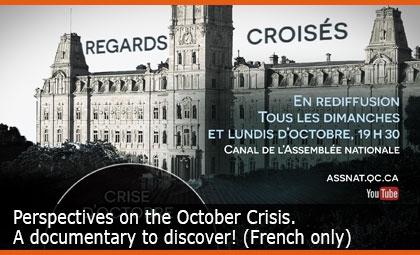 Perspectives on the October Crisis
