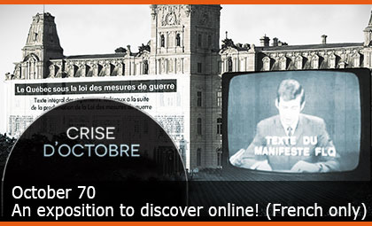 October 70 – An exposition to discover online!