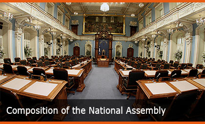 composition of the Assembly