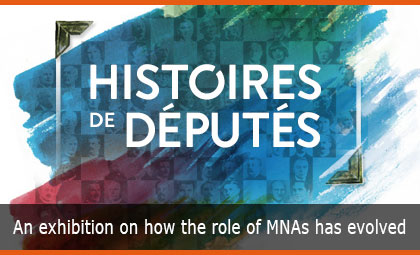 An exhibition on how the role of MNAs has evolved